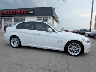 Used 2009 BMW 3 Series 328xi AWD LEATHER AUTO CERTIFIED 2YR WARRANTY for sale in Milton, ON