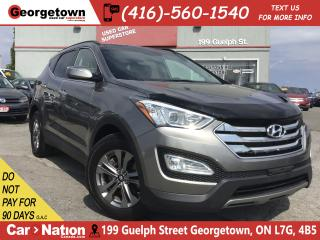 Used 2015 Hyundai Santa Fe Sport 2.4 Luxury | NAVI | AWD | LEATHER | PANO ROOF | for sale in Georgetown, ON