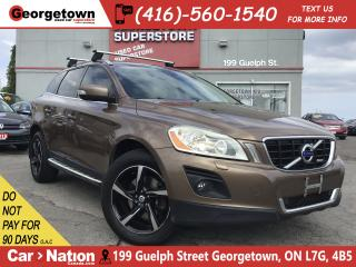 Used 2010 Volvo XC60 T6 R-Design | NAVI | PANOROOF | AWD | LEATHER | for sale in Georgetown, ON