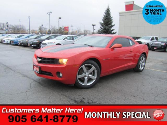 2010 Chevrolet Camaro 2LT  LEATH P/SEATS HS STRIPES BT