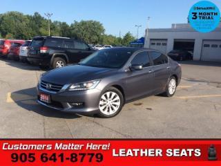 Used 2014 Honda Accord Sedan EX-L  LEATH ROOF CAM HS P/SEAT 17