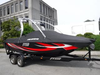 Used 2010 MB Tom Cat 21 Foot Wake Boat With Trailer for sale in Burnaby, BC