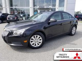 Used 2011 Chevrolet Cruze LS  A/C-AUTOMATIC-LOW KMS for sale in Port Coquitlam, BC