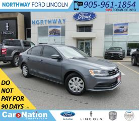 Used 2015 Volkswagen Jetta Trendline+ | HTD SEATS | BACKUP CAM | BLUETOOTH | for sale in Brantford, ON