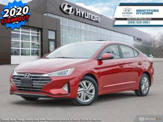 New 2020 Hyundai Elantra Preferred IVT  - $117 B/W for sale in Brantford, ON