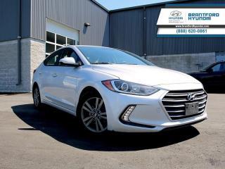 Used 2017 Hyundai Elantra GL  - $82 B/W for sale in Brantford, ON