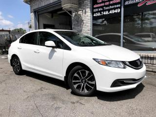 Used 2013 Honda Civic EX 4 portes, boîte automatique for sale in Longueuil, QC