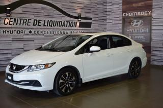 Used 2014 Honda Civic EX for sale in Laval, QC