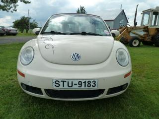 Used 2006 Volkswagen Beetle Cabriolet 2dr 2.5L Manual for sale in St-Isidore, QC