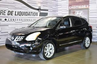 Used 2012 Nissan Rogue Sl+cuir+toit+awd for sale in Laval, QC