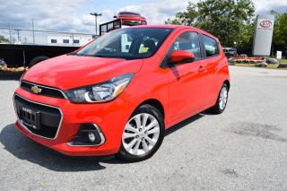 Used 2016 Chevrolet Spark 1LT AC/AUTO/PL/PW/ABS for sale in Coquitlam, BC