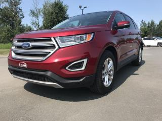 Used 2015 Ford Edge SEL 24 500 KM, AWD, CUIR, TOIT, GPS for sale in Vallée-Jonction, QC
