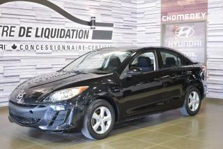 Used 2011 Mazda MAZDA3 GX for sale in Laval, QC