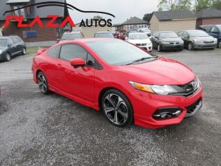 Used 2015 Honda Civic SI for sale in Beauport, QC