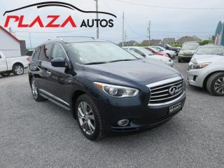 Used 2015 Infiniti QX60 Base for sale in Beauport, QC