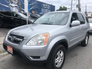 Used 2003 Honda CR-V EX for sale in Toronto, ON