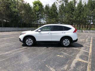Used 2012 Honda CR-V EX-L Touring AWD for sale in Cayuga, ON