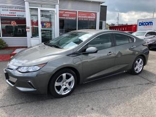 Used 2017 Chevrolet Volt LT for sale in Beauport, QC