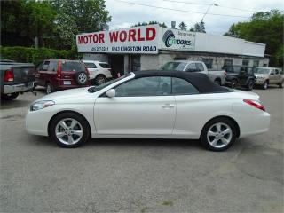 Used 2008 Toyota Camry Solara SLE for sale in Scarborough, ON