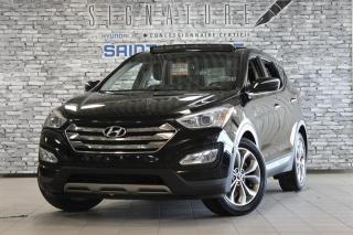 Used 2013 Hyundai Santa Fe LTD AWD TURBO for sale in St-Laurent, QC