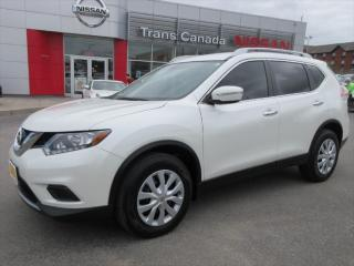 Used 2015 Nissan Rogue S for sale in Peterborough, ON