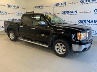 Used 2013 GMC Sierra 1500 SLE- V8 5.3.L- 4X4 -CLIMATISEUR- BLUETOOTH for sale in St-Raymond, QC