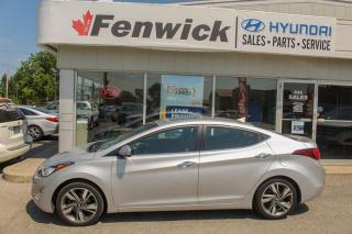 Used 2014 Hyundai Elantra Limited at for sale in Sarnia, ON
