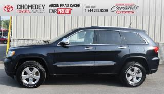 Used 2012 Jeep Grand Cherokee Ltd, Toit Pano for sale in Laval, QC