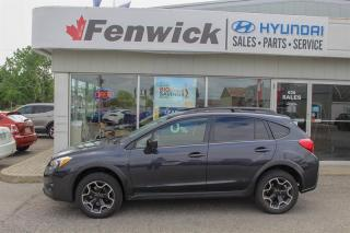 Used 2015 Subaru XV Crosstrek Touring Pkg CVT for sale in Sarnia, ON