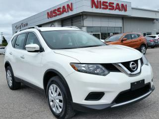 Used 2014 Nissan Rogue S AWD w/sxm radio,rear cam,sport mode for sale in Cambridge, ON