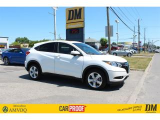 Used 2016 Honda HR-V EX AWD TOIT OUVRANT, CAMÉRA , BLUETOOTH for sale in Salaberry-de-Valleyfield, QC