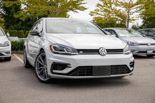 New 2019 Volkswagen Golf R 2.0 TSI for sale in Surrey, BC
