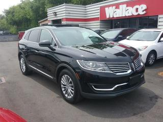 Used 2016 Lincoln MKX Select AWD Panoramic Sunroof for sale in Ottawa, ON
