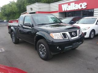 Used 2017 Nissan Frontier PRO-4X King Cab 4WD for sale in Ottawa, ON