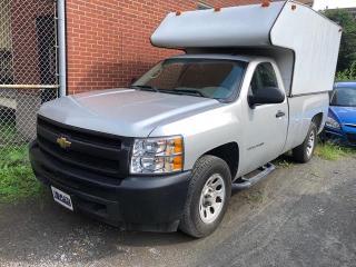 Used 2011 Chevrolet Silverado 1500 4.8 *2 RM*BOITE 8PIEDS*BAS KM**A/C* for sale in Montréal, QC