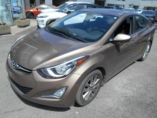 Used 2015 Hyundai Elantra SPORT **TRES BAS KM,TOIT,MAGS,BLUETOOTH, for sale in Montréal, QC