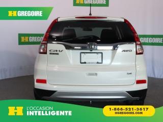 Used 2015 Honda CR-V SE AWD A/C GR for sale in St-Léonard, QC