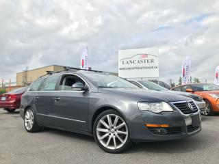 Used 2010 Volkswagen Passat Wagon Highline for sale in Ottawa, ON