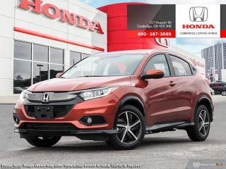 New 2019 Honda HR-V Sport SPORT for sale in Cambridge, ON