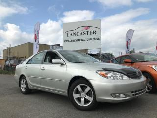 Used 2003 Toyota Camry XLE,XLE for sale in Ottawa, ON
