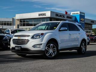 Used 2017 Chevrolet Equinox for sale in Ottawa, ON