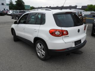 Used 2010 Volkswagen Tiguan 2.0 TSI Highline NAVI/SUNROOF/LEATHER for sale in Concord, ON