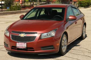 Used 2012 Chevrolet Cruze LT Turbo CERTIFIED for sale in Waterloo, ON
