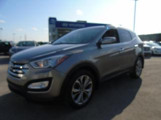 Used 2016 Hyundai Santa Fe Sport 2.0T Limited 4 portes TI for sale in Joliette, QC