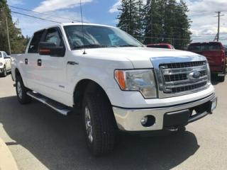 Used 2013 Ford F-150 XLT 302A 3.5L SuperCrew for sale in Duncan, BC