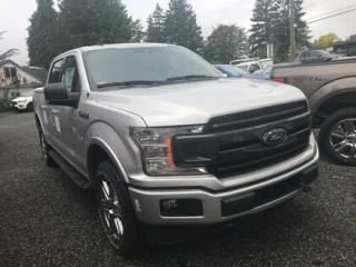 New 2019 Ford F-150 XLT 302A 5.0L SuperCrew for sale in Duncan, BC