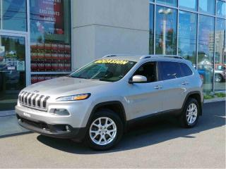 Used 2014 Jeep Cherokee North 4X4 V6 65$/Sem for sale in Ste-Agathe-des-Monts, QC