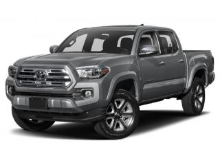 New 2019 Toyota Tacoma LIMITED for sale in Moncton, NB