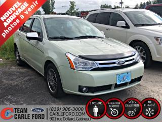 Used 2011 Ford Focus Ford Focus SE 2011, Siège chauffant, for sale in Gatineau, QC