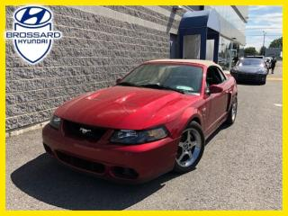 Used 2003 Ford Mustang Cobra SVT for sale in Brossard, QC